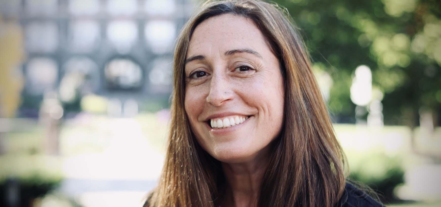 Jennika Borger, Moravian College's chaplain