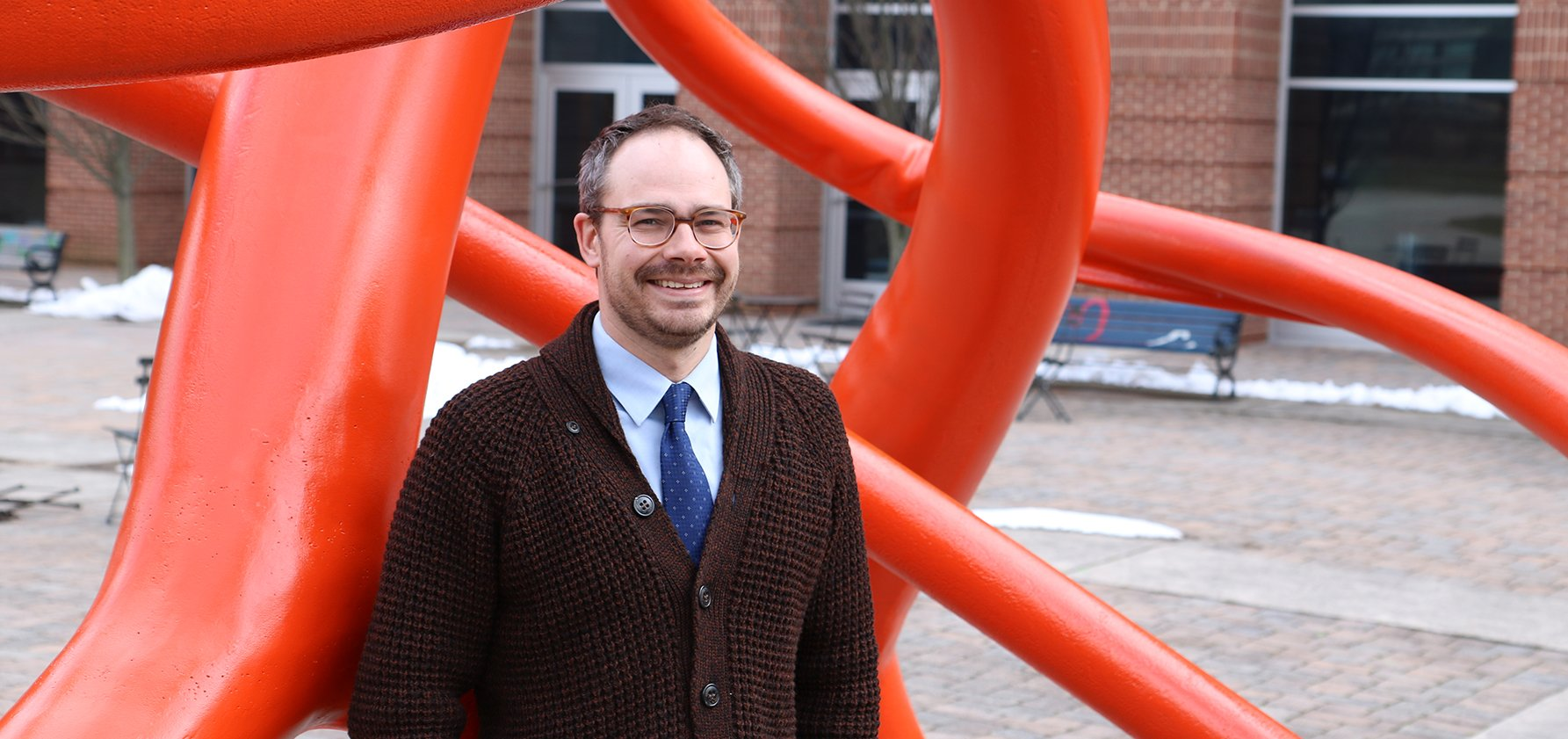 An Interview with Dr. Gleason, Director of Graduate Education Programs